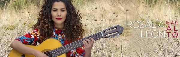 cantautora mexicana Rosalía León