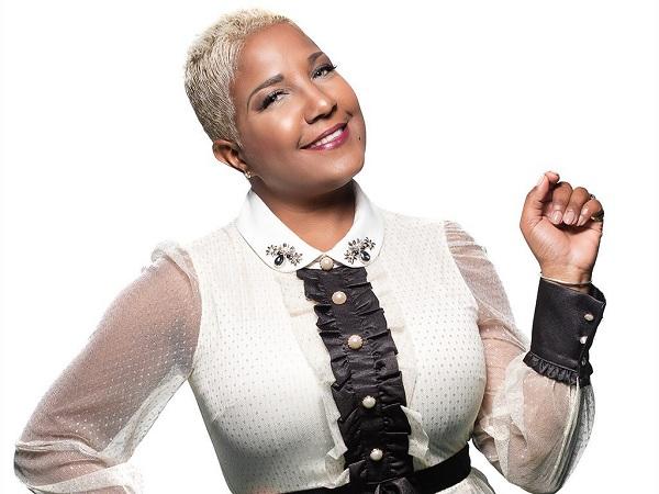 cantante cubana Haila María Mompié