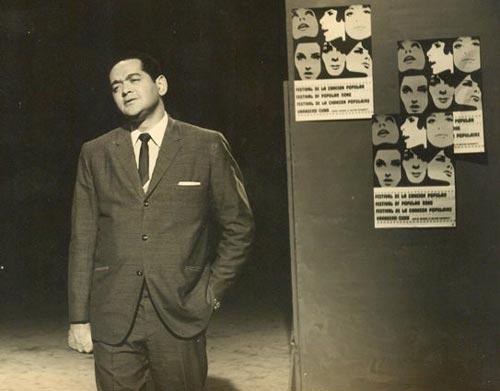 cantante Pacho Alonso