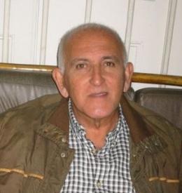 foto del ensayista cubano Salvador Arias