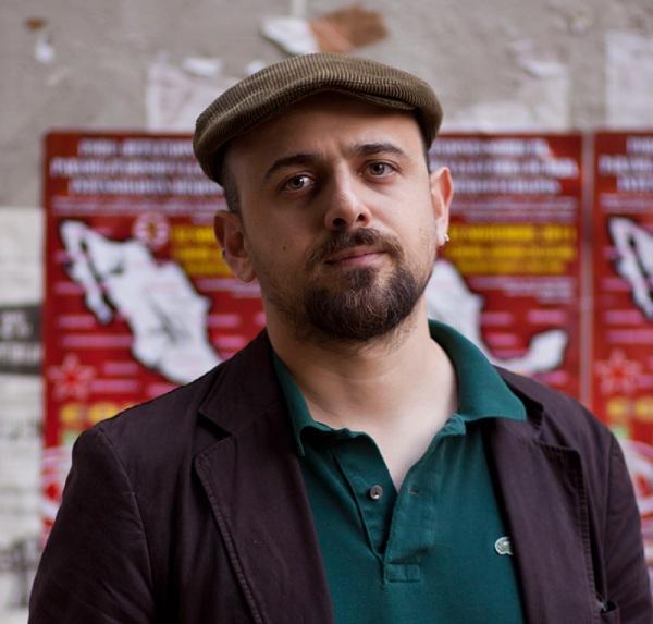 periodista italiano Federico Mastrogiovanni