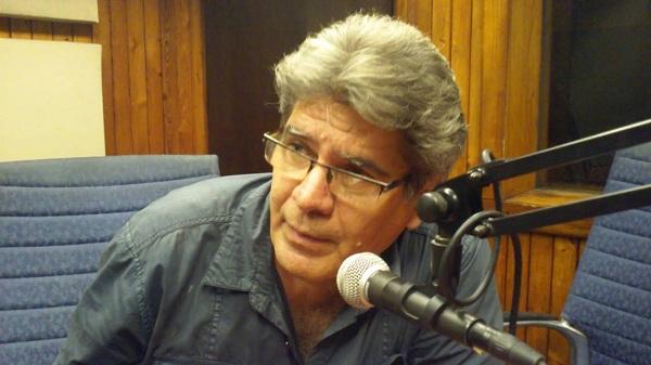 escritor Rafael Acosta