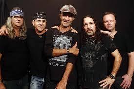 foto de la banda de rock Extraño Corazón