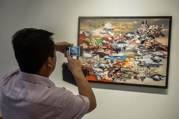 De cara al futuro: 10 artistas de China