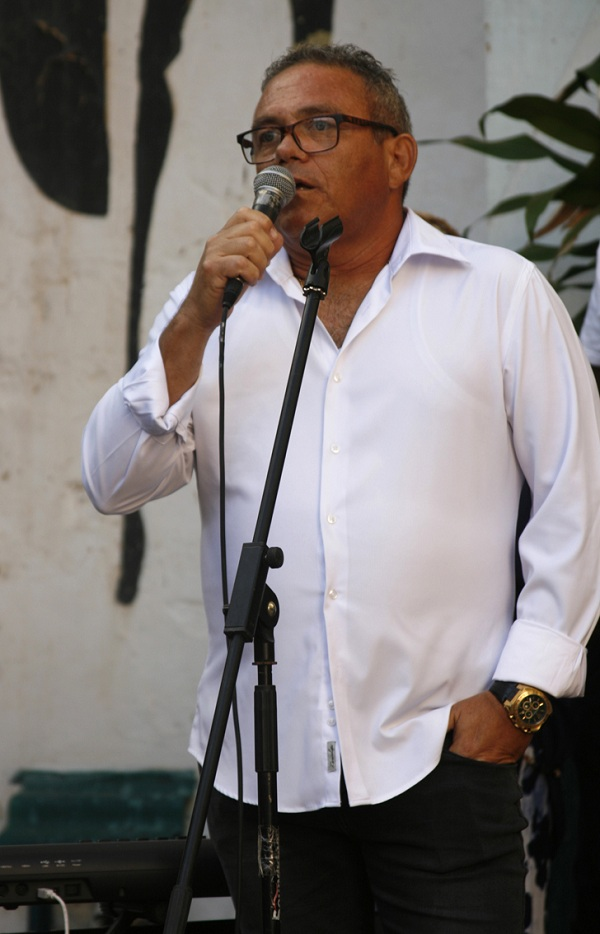 Agustín Bejarano