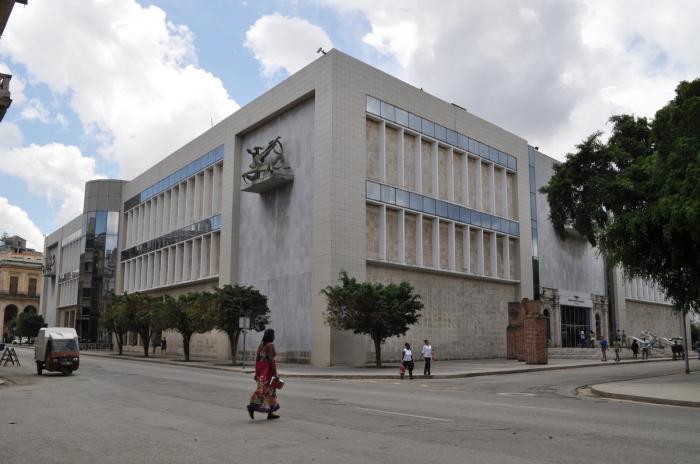 foto del Museo Nacional de Bellas Artes