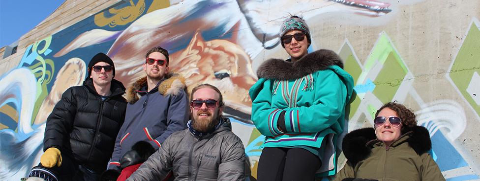 foto de The Jerry Cans reconocida agrupación canadiense