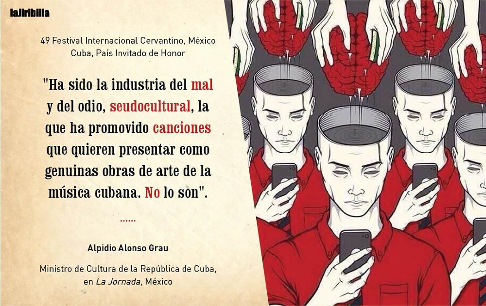 """""""El discurso de la vida pertenece a la revolución; se reivindica en la práctica"""""""